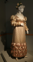 1816-1817 Dress worn by Princess Charlotte Augusta of Wales From fidmmuseum.org/museum/2012/12/event-recap-monarchy-lecture-royaltea.html