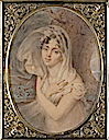 1816 Grand Princess Anna Pavlovna by Jean Desire Muneret (Boris Wilnitsky)