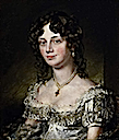 1816 Mrs. Mary Fisher by John Constable (Fitzwilliam Museum - Cambridge, Cambridgeshire UK)