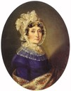 1817 Countess Ferencne Szechenyi by Johann Nepomuk Ender (location unknown to gogm)