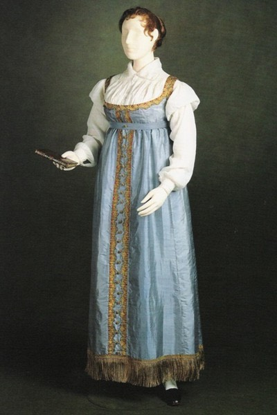 1817 Dress worn by Princess Charlotte for Dawe portrait From pinterest.com/annabelmallia/princess-charlotte/.jpg
