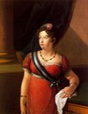 1818 Isabel de Bragança by Zacarías González Velázquez (private collection)