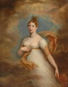1818 Posthumous portrait of Princecss Charlotte by George Dawe (Boris Wilnitsky)
