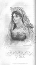 1818 Princess of Wales from The Life of Princess Charlotte