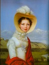 1819 Catharine Württemberg by Franz Seraph Stirnbrand (private collection)