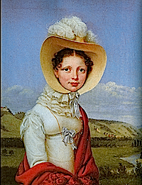1819 Catharine Württemberg by Franz Seraph Stirnbrand (private collection) W