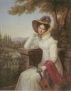 1820s Catherine P. Demidova, née Lopuhina by ? (location unknown to gogm)