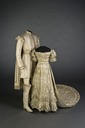 1823 Josefina of Sweden's wedding dress Royal Armoury Collection, Sweden