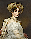 1824-1825 Auguste-Amelie of Bavaria by Joseph Karl Stieler
