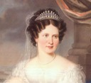 1826 Therese of Saxe-Hildburghausen, Queen Therese Bavaria by Lorenz Kreul (location unknown to gogm)