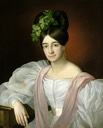 1827 Maria Castaldo, née Tapp by P. v. S. (location unknown to gogm)