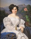 1828 Countess Széchenyi by Ferdinand Georg Waldmüller (Cleveland Museum of Art - Cleveland, Ohio USA)