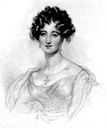 1828 Elisaveta Ksaverevna Vorontsova by Sir Thomas Lawrence
