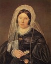1830s late Ekaterina Karamzina by ? (location unknown to gogm)