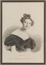 1830s Marquise de Gevaudan French lithograph (Boris Wilnitsky)