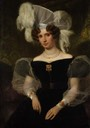 1831 Therese von Schenk by August Riedel (auctioned)