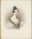 1835 Lady, possibly Maria Theresa of Austria by Johann Nepomuk Ender (auctioned by Sotheby's)