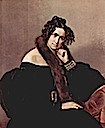 1836 Felicina Caglio Perego di Cremnago by Francesco Hayez (private collection)