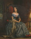 1839 Evdokia Petrovna Sokolova by Pimen Nikitich Orlov (location unknown to gogm)