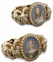 1840 and 1846, respectively Duchesses de Nemours et d'Aumale From the lost gallery