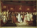1840 Victoire de Nemours wedding by ? (location unknown to gogm)
