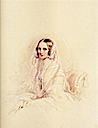 1840-1841 Tsaritsa Alexandra Fedorovna by Christina Robertson (location unknown to gogm)