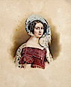 1840 Königin Therese von Bayern by Franz Xaver Nachtmann (location unknown to gogm)
