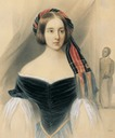 1841 Natalia Pushkina by ? (location unknown to gogm)