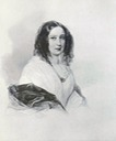 1843 Emilia Karlovna Musina-Pushkina by Vladimir Ivanovich Hau (location unknown to gogm)