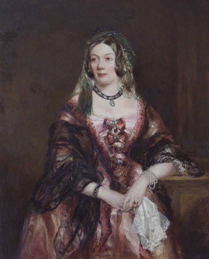 Emma Sophia Edgcumbe (1792-1872), Countess Brownlow