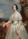 1848 Maria Adelaide of Hasburg by Benoit Hermogaste Molin (location unknown to gogm)