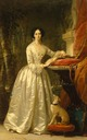 1849 Grand-Duchess Maria-Alexandrovna by Christina Robertson (Hermitage)
