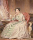 1850 Grand Duchess Maria Alexandrovna by Christina Robertson (Hermitage)