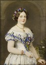 1853 Marie Henriette, Duchess of Brabant by ? (Royal Collection)