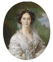 1857 Maria Alexandrovna by the Franz Xaver Winterhalter studio (location unknown to gogm)