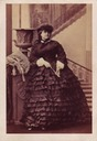 1860 (8 October) Mary Cambridge by Camille Silvy