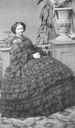 1860s Queen Carola of Saxony