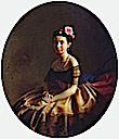 1863 Princess K. A. Abaza by Sergei Zaryanko (location unknown to gogm)