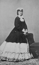 1865 Her Highness Marie Therese of Austria