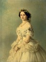 1857 Luise of Prussia, Princess of Baden by Franz Xaver Winterhalter (location unknown)