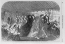 1866 wedding of Prince Francis of Teck and Princess Mary Adelaide of Cambridge