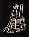 1868 Cage crinoline (Victoria & Albert Museum - London UK)
