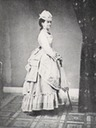 1870s (early - estimated) Queen Louise of Denmark