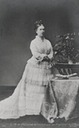 1870s Marie, Countess of Flanders