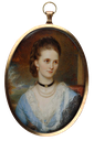 1875 Lucy Marion Hardy of Dunstall Hall by Reginald Easton (private collection)