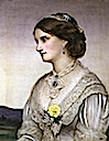 1876 Selina, the Countess of Bradford by Edward Clifford (Weston Park - Weston-under-Lizard, Staffordshire)