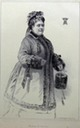 "1877 ""Leaders of Society"" H.R.H Princess Mary Adelaide, Duchess of Teck (Sanders of Oxford)"