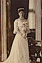 1880s Victoria of Prussia, Princess of Schaumburg-Lippe