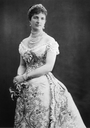 1882 Queen Margherita portrait photo