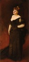 1883-1884 Mrs. Harry Vane Milbank by John Singer Sargent (private collection)